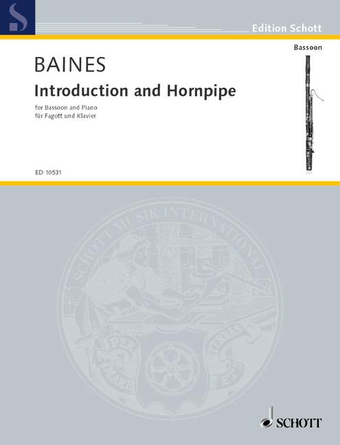 Introduction and Hornpipe image